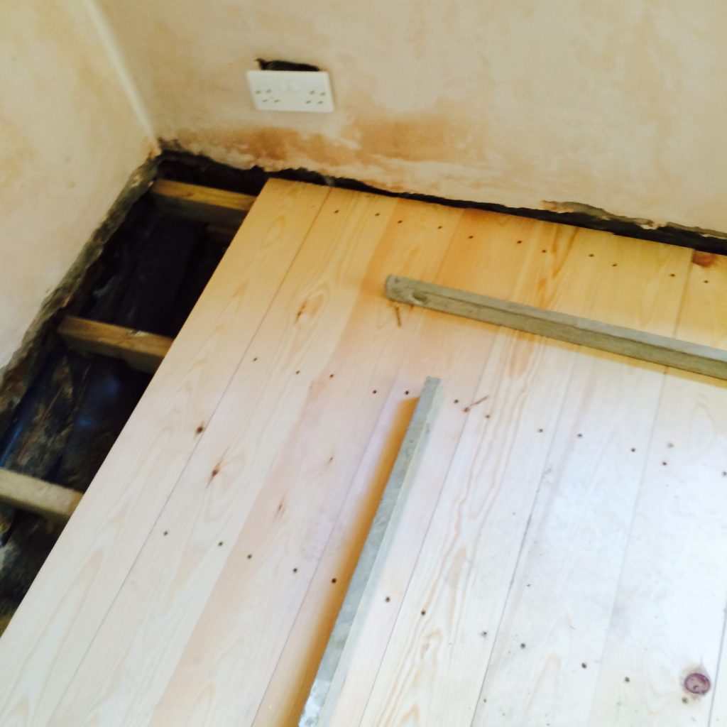 Dry Rot & Wet Rot Solutions London & Hertfordshire